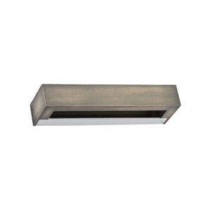 TK Lighting LED Nástěnné svítidlo LEDS LED/3W/230V šedá TK0434