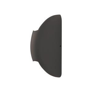 Milagro LED Nástěnné venkovní svítidlo WALL LED/6W/230V IP44 šedá MI0011