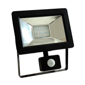 Wojnarowscy LED Reflektor se senzorem NOCTIS 2 SMD LED/20W/230V IP44 1250lm černá WJ0197