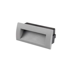 EMOS LED Venkovní orientační vestavné svítidlo LED/3W teplá bílá IP65 EMS039