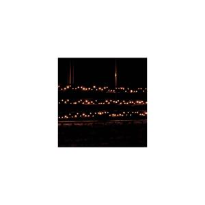 FK Technics LED Venkovní světelný řetěz, teplá bílá FK0146