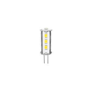 Greenlux LED žárovka G4/2W/12V studená bílá - GXLZ080 GXLZ080