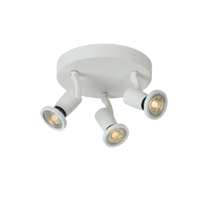 Lucide Lucide 11903/15/31 - LED bodové svítidlo JASTER-LED 3xGU10/5W/230V bílé LC1112