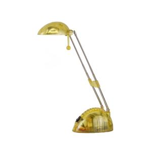 Lucide Lucide 12651/21/34 - Stolní lampa JOYCE 1xG4/20W/230V žlutá LC1132