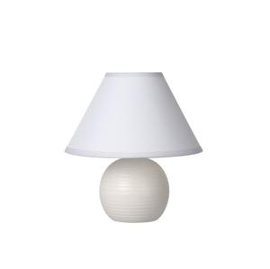 Lucide Lucide 14550/81/31 - Stolní lampa KADDY 1xE14/40W/230V bílá LC0002