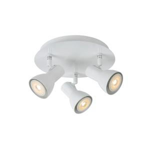 Lucide Lucide 17942/15/31 - LED bodové svítidlo LAURA-LED 3xGU10/5W/230V bílé LC1301