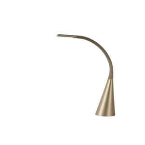 Lucide Lucide 18655/04/02 - LED Stmívatelná stolní lampa GOOSY-LED 1xLED/4W/230V zlatá LC1374