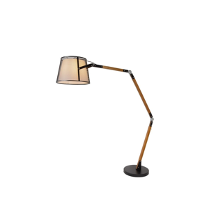 Lucide Lucide 20709/81/30 - Stojací lampa ALDGATE 1xE27/40W/230V 195 cm LC1423