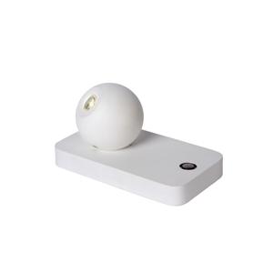Lucide Lucide 31594/05/30 - LED stolní lampa OBY LED/5W/230V bílá LC1803