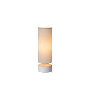 Lucide Lucide 34513/81/68 - Stolní lampa MANDY 1xE14/40W/230V bílá LC1906