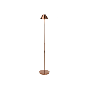 Lucide Lucide 36706/10/17 - LED stojací lampa TISK LED 2xLED/5W/230V měděná LC1960