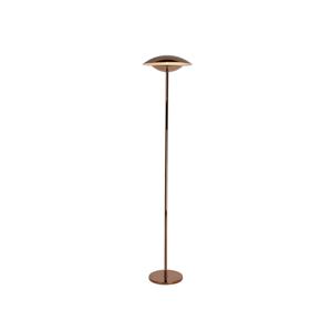 Lucide Lucide 36709/20/17 - LED stojací lampa ANGI LED LED/20W/230V měděná LC1962