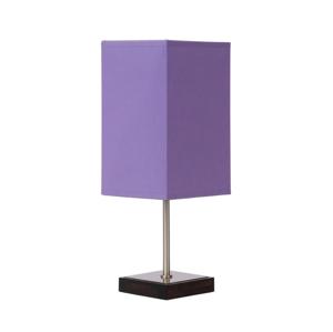Lucide Lucide 39502/01/39 - Stmívatelná stolní lampa DUNA-TOUCH 1xE14/40W/230V fialová LC1985