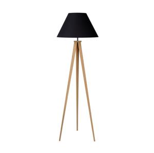 Lucide Lucide 42702/81/30 - Stojací lampa JOLLI 1xE27/60W/230V černá LC0505