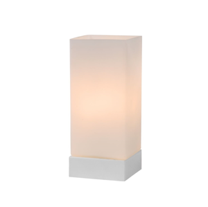 Lucide Lucide 71529/01/61 - Stolní lampa COLOUR-TOUCH 1xE14/40W/230V bílá LC2099