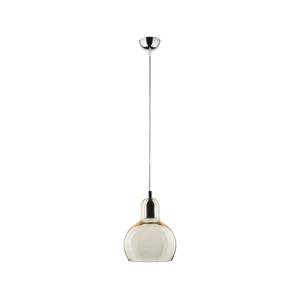 TK Lighting Lustr na lanku MANGO 1xE27/60W/230V béžová TK0601