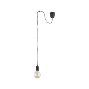 TK Lighting Lustr na lanku QUALLE 1xE27/60W/230V TK8636