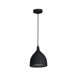 Luminex Lustr SLIT 1xE27/60W/230V černá LU8493