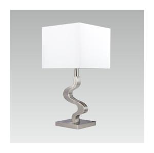 Luxera LUXERA 41115 - Stolní lampa ELLASTICA 1xE27/60W 41115