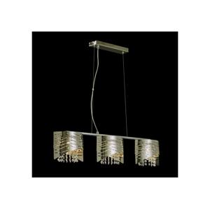 Luxera Luxera 46101 - lustr ORINOCO 3xG9/33W/230V 46101