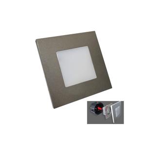 Luxera Luxera 48305 - LED orientační svítidlo STEP LIGHT 16xLED/1W/230V 48305