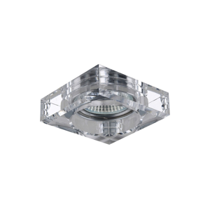 Luxera Luxera 71011 - Podhledové svítidlo ELEGANT 1xGU10/50W/230V 71011