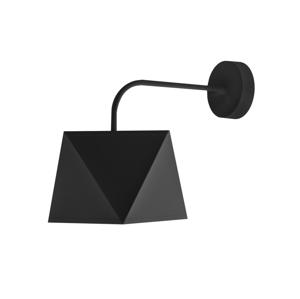 Helam Nástěnné svítidlo ADAMANT 1xE27/60W/230V černá HE0481