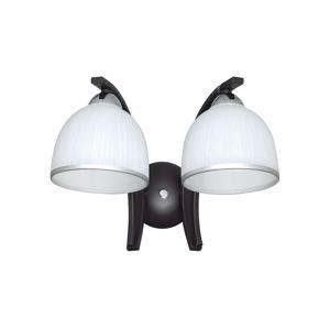 Luminex Nástěnné svítidlo AVIA 2xE27/60W/230V LU3857
