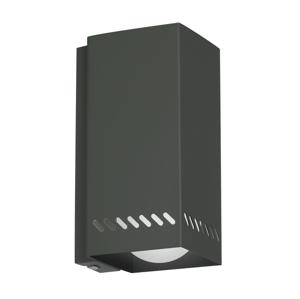 Luminex Nástěnné svítidlo INSERT SQUARE 1xE27/60W/230V LU8612
