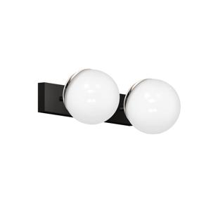 Luminex Nástěnné svítidlo SPHERE 2xE14/60W/230V LU8871