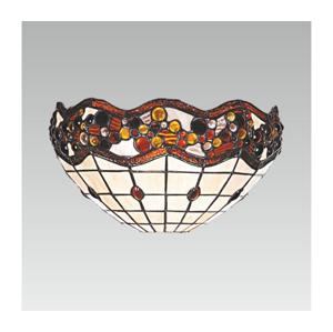 Luxera Nástěnné svítidlo TIFFANY 99 1xE14/40W 99