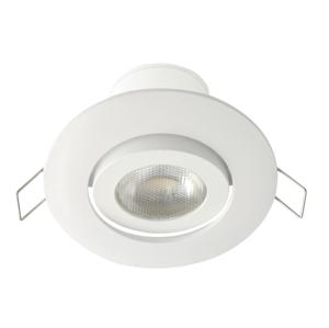 Nedes Nedes LDL323 - LED podhledové svítidlo náklopné LED/7W bílá ND0034