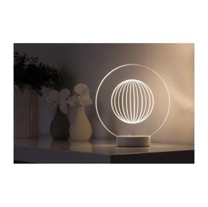 Paulmann Paulmann 79531 - LED Stolní lampa YARN LED/3W/230V W0803C