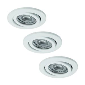 Paulmann Paulmann - Nice Price 3323 - SADA 3x LED podhledové svítidlo 3xGU10/3,5W/230V BA0131