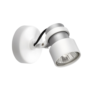 Philips Philips 56440/31/16 - LED Bodové svítidlo MYLIVING FINISH GU10/4W + GU10/35W LEDP1780
