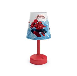 Philips 71796/40/P0 - LED dětská stolní lampa SPIDER-MAN 1xLED/0,6W/4,5V