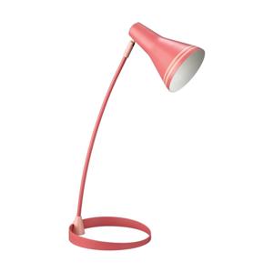 Philips Massive Philips Massive 67322/28/10 - Lampa stolní SCOTT 1xE14/8W růžová M1868