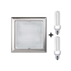 Podhledové svítidlo 2xE27/22W/230V - 59797/17/LM M3761