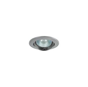 Greenlux Podhledové svítidlo AXL 5515 1xMR16/50W perleťově matný chrom / nikl - GXPL041 GXPL041