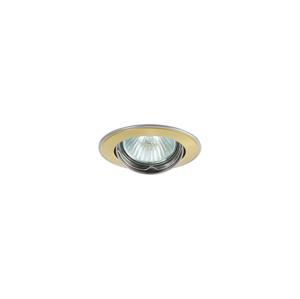 Greenlux Podhledové svítidlo AXL 5515 1xMR16/50W perleťově zlatá / nikl - GXPL042 GXPL042