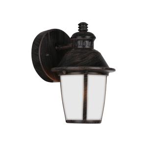 Prezent Prezent 39020 - Venkovní nástěnné svítidlo TEXAS 1xE27/60W/230V 39020