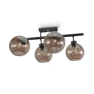 Light4home Přisazený lustr FIKY 4xE27/60W/230V LH0318