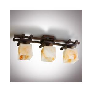 Light4home Přisazený lustr TRILLENIUM 3xE27/60W/230V LH0155