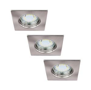 Rabalux Rabalux 1054 - SADA 3x LED podhledové svítidlo LITE 3xGU10-LED/3W/230V RL1054