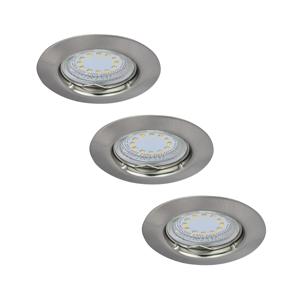 Rabalux Rabalux 1163 - SADA 3x LED podhledové svítidlo LITE 3xGU10-LED/3W/230V RL1163