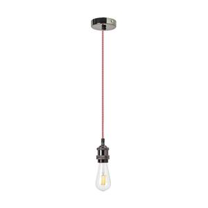 Rabalux Rabalux 1416 - Závěsné svítidlo FIXY E27/40W chrom RL1416