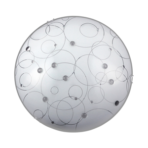 Rabalux Rabalux 1863 - Stropní svítidlo JOLLY 3xE27/60W/230V RL1863