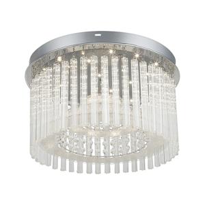 Rabalux Rabalux 2449 - LED Přisazený lustr DANIELLE LED/18W/230V RL2449