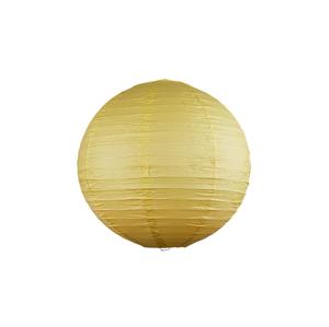 Rabalux Rabalux 4893 - Stínidlo RICE žlutá pr.30 cm RL4893