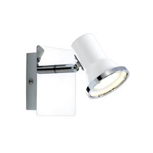 Rabalux Rabalux 5497 - LED Koupelnové nástěnné svítidlo STEVE 1xGU10/4,5W/230V IP44 RL5497